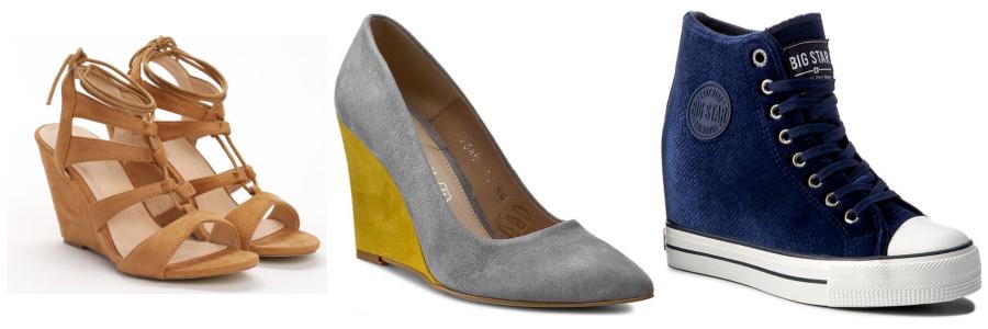 48cc0d93 Buty na koturnie – do czego nosić sandały, czółenka, sneakersy na koturnie?