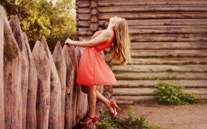 Sukienka rozkloszowana – idealna stylizacja nie tylko na wesele!